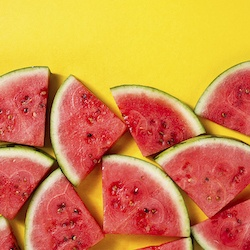 Sandías y melones