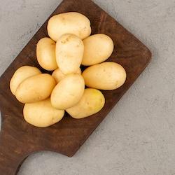 Patatas y boniatos